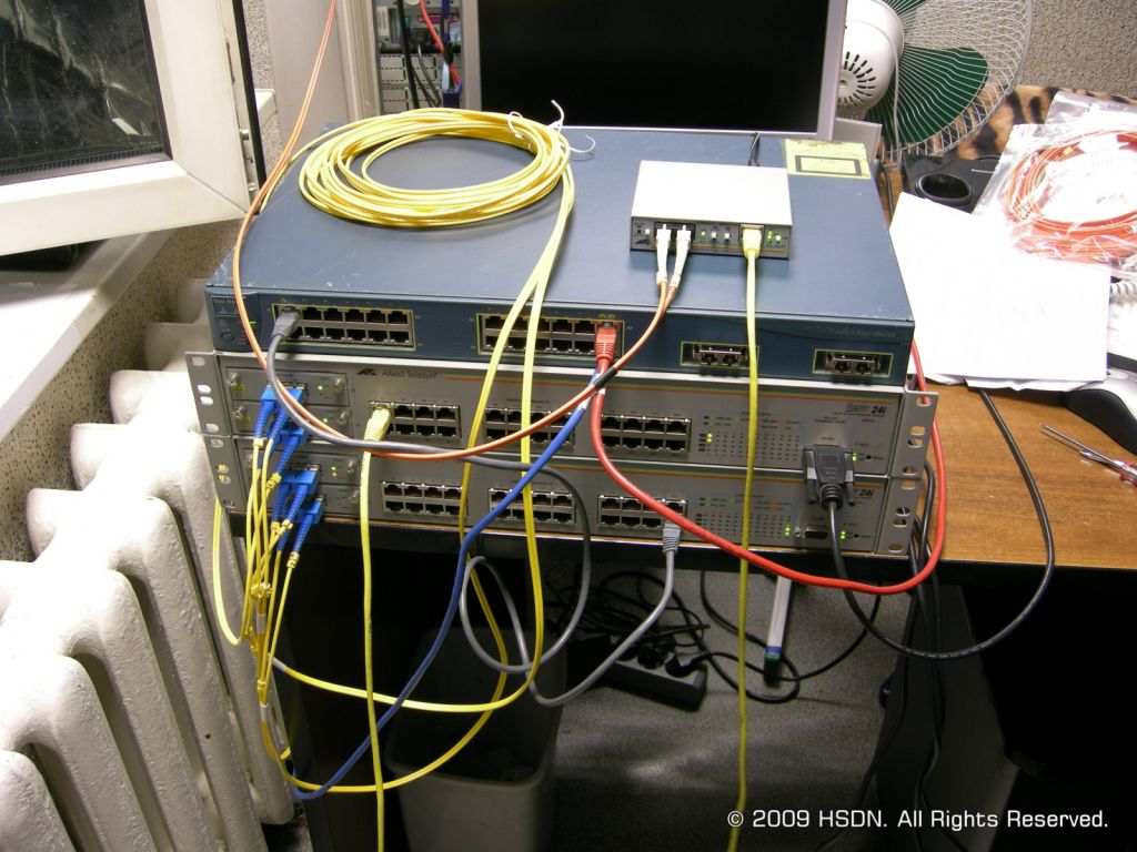 /2009/06.26 Свитчи Cisco и Allied Telesyn/028 Испытания.jpg